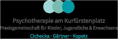 Psychotherapie am Kurfürstenplatz – München Logo