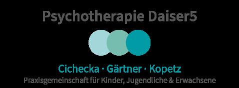 Psychotherapie Daiser5 – München Logo